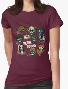 Rebel Squad Womens Fitted T-Shirt
