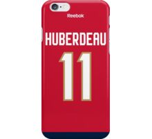 Florida Panthers Jonathan Huberdeau Jersey Back Phone Case iPhone Case/Skin