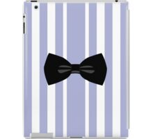 Classy Bow - Lavender iPad Case/Skin