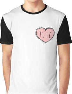 Cute TJLC Graphic T-Shirt