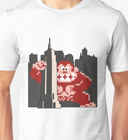 Kong attacks Empire State Unisex T-Shirt