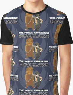 Star Claws Graphic T-Shirt