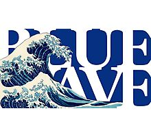 Blue Wave 2016 Photographic Print