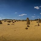 Pinnacles by Peter Whitworth