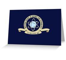 Logo - Midtown School Greeting Card