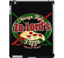 Pizza or Death! iPad Case/Skin