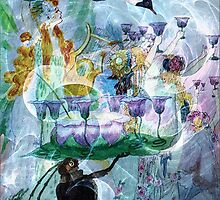 A FAE TOAST TO FLIGHT by Tammera