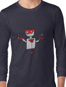 Robot Boy Long Sleeve T-Shirt