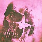 Pink Skull by CareyC