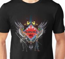 Final Fantasy VII - Shinra (Black) Unisex T-Shirt