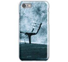 Park Seat. iPhone Case/Skin
