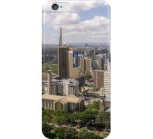 Downtown Nairobi iPhone Case/Skin
