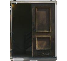 Double Wooden Doorway - iPhones, iPads and Pillows iPad Case/Skin