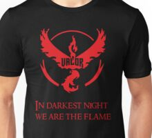 Team Valor Motto Unisex T-Shirt
