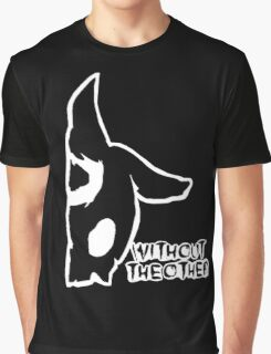 Kindred Mask Graphic T-Shirt