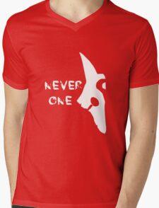 Kindred Mask Mens V-Neck T-Shirt