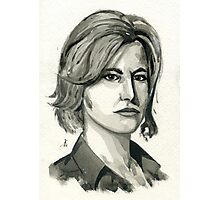 Skyler White from Breaking Bad  Photographic Print