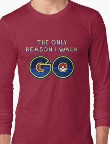 Pokemon Go! Long Sleeve T-Shirt