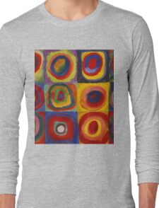 Kandinsky pattern Long Sleeve T-Shirt