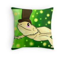 Mr. Cuddlewuddles Throw Pillow
