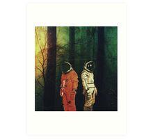 Lost # 1 Art Print