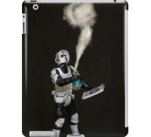Science - on fire! iPad Case/Skin