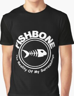 Fishbone The Reality of My Surroundings Rock Black 2 Graphic T-Shirt