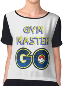 Pokemon Go! Chiffon Top