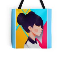 Two buns Tote Bag