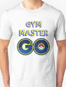 Pokemon Go! Unisex T-Shirt