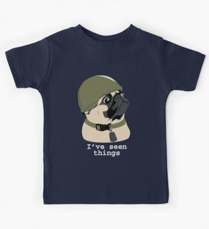 Pug of War Kids Tee