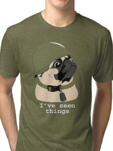 Pug of War Tri-blend T-Shirt