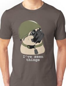Pug of War Unisex T-Shirt