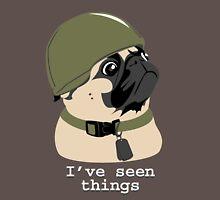 Pug of War Unisex T-Shirt