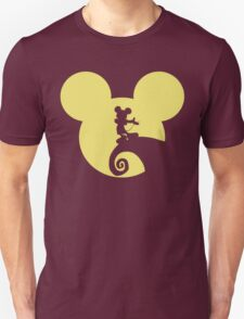 Mickey Skellington Unisex T-Shirt