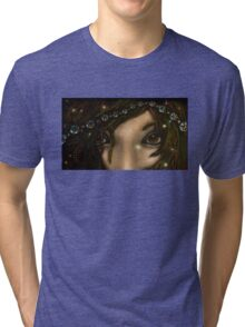 The Siren and the Seahorse Tri-blend T-Shirt