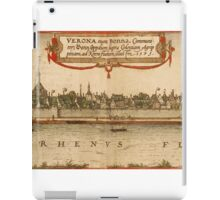 Bonn Vintage map.Geography Germany ,city view,building,political,Lithography,historical fashion,geo design,Cartography,Country,Science,history,urban iPad Case/Skin