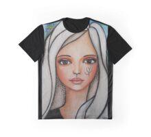Tulip girl 1 Graphic T-Shirt