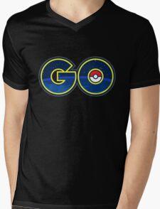 Pokemon! Mens V-Neck T-Shirt