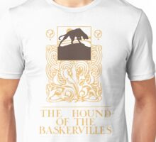 Sherlock Holmes Baskervilles Unisex T-Shirt