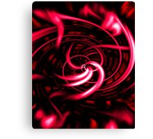Give Us a Twirl Canvas Print