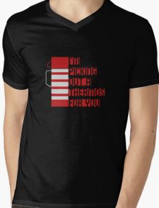 I'm Picking Out a Thermos For You Mens V-Neck T-Shirt