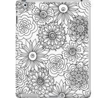 Cool Flowers iPad Case/Skin