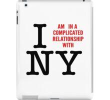 Do I love NY? iPad Case/Skin