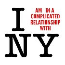 Do I love NY? by bd0m