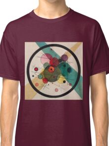 Kandinsky Abstract Painting Classic T-Shirt