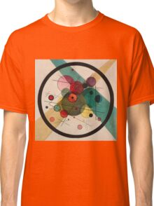 Kandinsky Abstract Painting Classic T-Shirt
