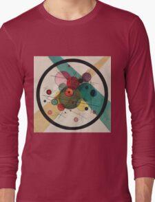 Kandinsky Abstract Painting Long Sleeve T-Shirt