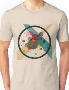 Kandinsky Abstract Painting Unisex T-Shirt
