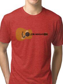 Hansard Guitar Tri-blend T-Shirt